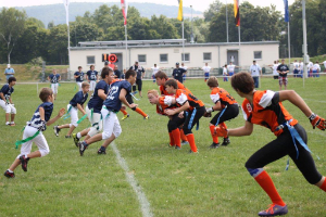 Wolfpack American Football Bad Mergentheim Try Out